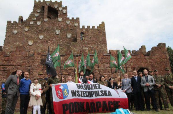W Kałkowie – Godowie odbyła się XXIV Pielgrzymka Narodowych Sił Zbrojnych