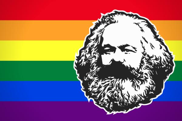 Adam Szabelak: Parada równości, Marks, rewolucja