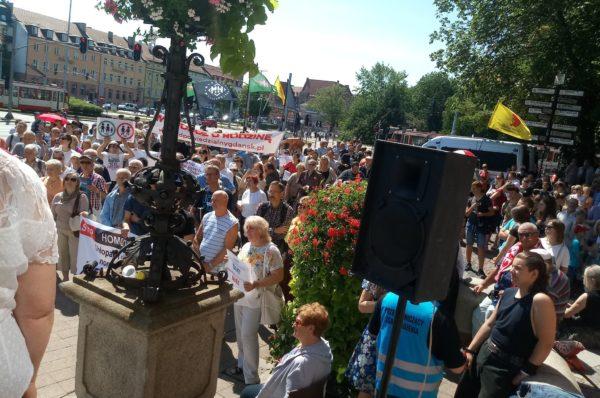 Po apelach środowisk katolickich gdański model na rzecz praw LGBT nie zostanie wprowadzony wżycie?