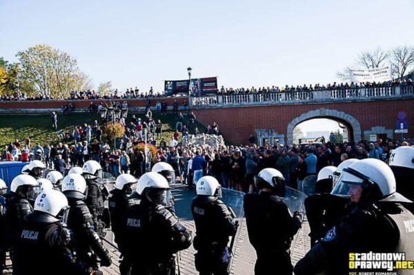 Represjonowani za sprzeciw wobec LGBT – kolejne aresztowania kontrmanifestantów w Lublinie