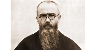 Łukasz Kurjaniuk: Rys biograficzny św. Maksymiliana Kolbe