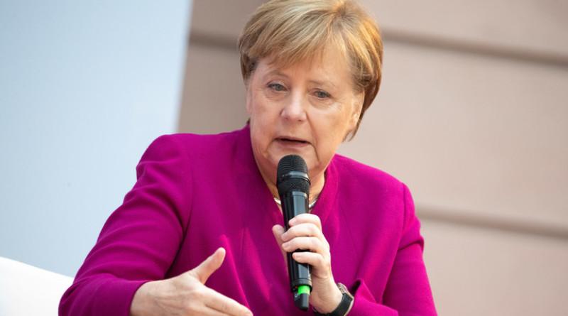 Wizja przyszłosci Angeli Merkel