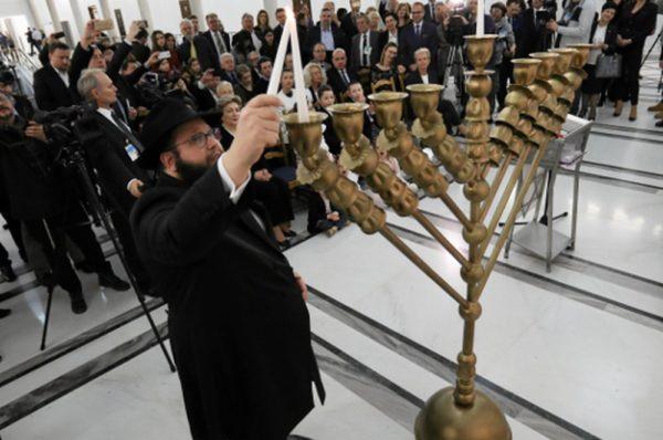 Żydowskie święto ponownie obchodzone w Sejmie