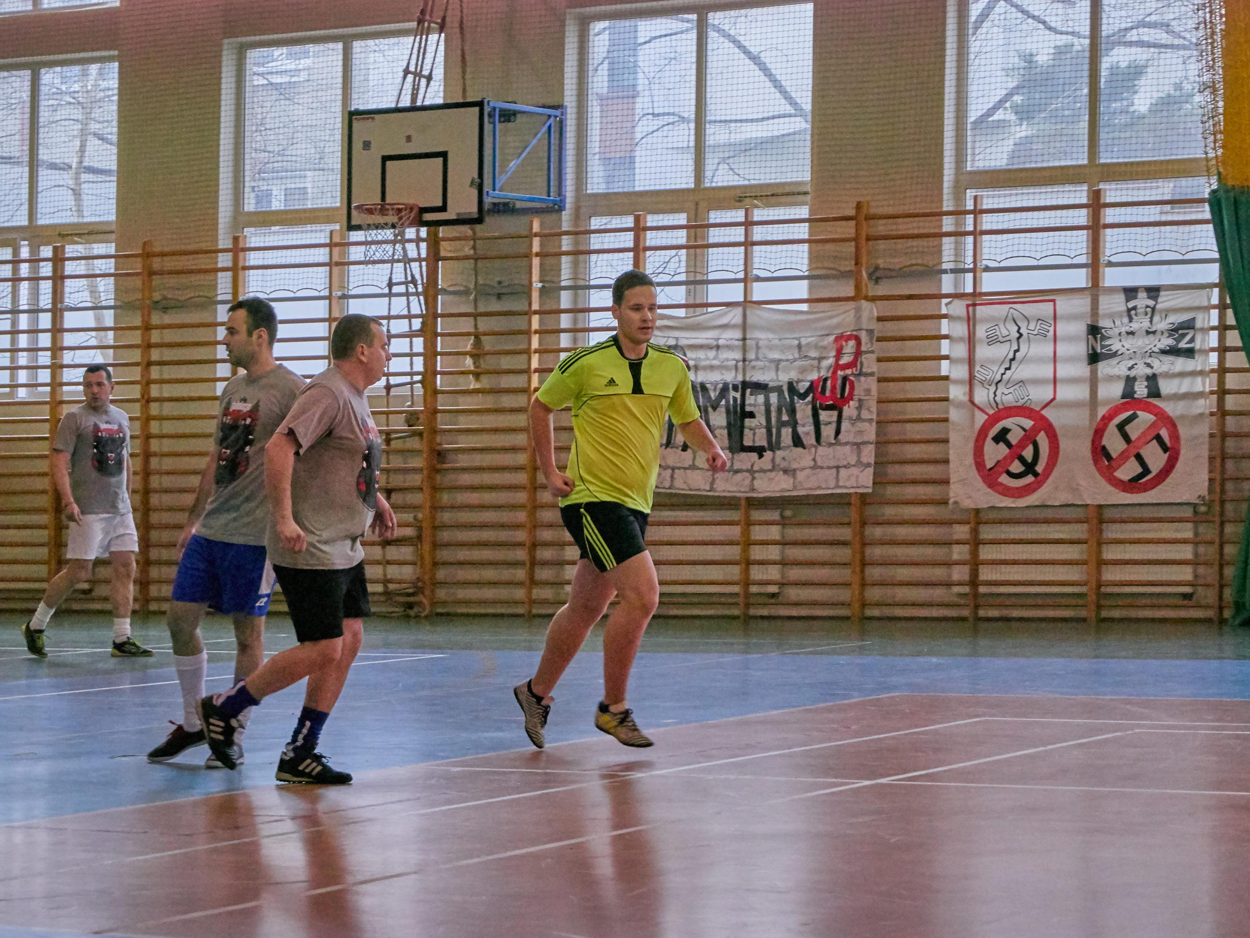 """IV edycja turnieju piłkarskiego """"Cześć Ich pamięci!"""" już za nami"""