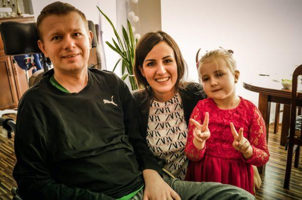 Żołnierz Wojska Polskiego potrzebuje pomocy