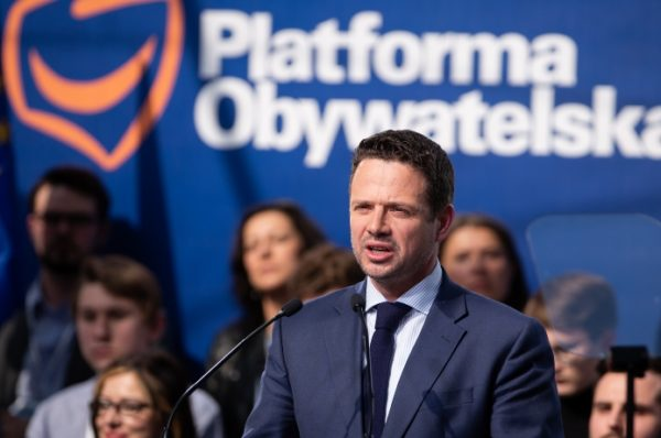 Prezydent Warszawy grozi, że rozwiąże Marsz Suwerenności