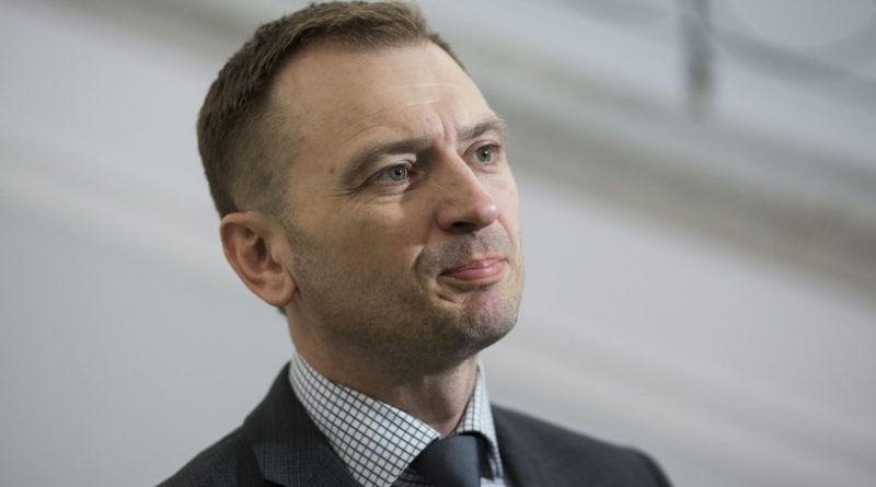 Sławomir Nitras utracił immunitet i stanie przed sądem