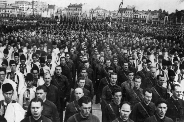Corneliu Zelea Codreanu: Droga Legionisty
