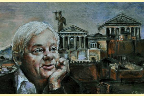 "Zbigniew Herbert – ""Pan Cogito o cnocie"""