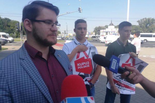 Wywiad z Piotrem Zduńczykiem, kandydatem naposła