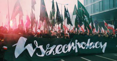 Jak to jest być w Młodzieży Wszechpolskiej?