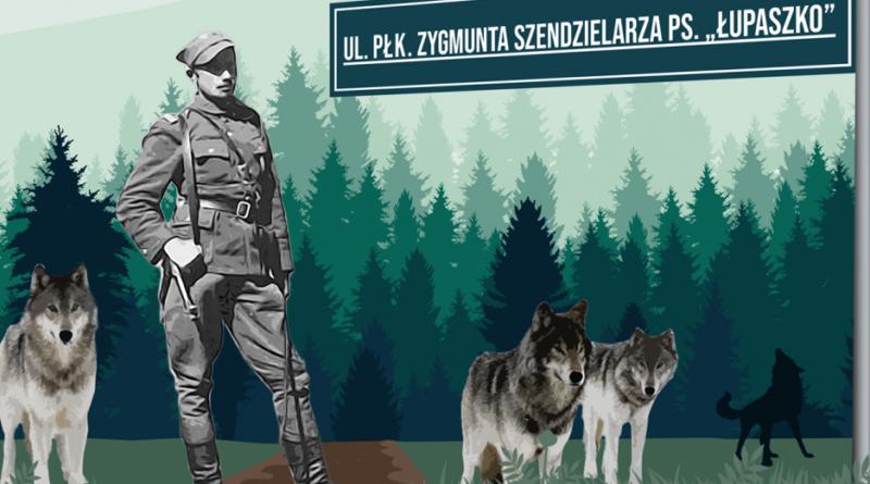 """Mur(al)em za """"Łupaszką"""" – Ruszyła zbiórka funduszy!"""