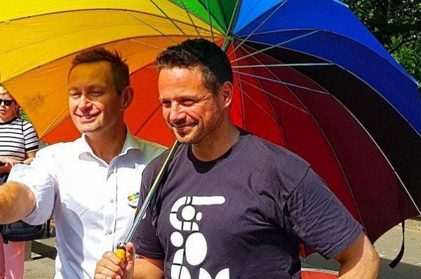 Adam Duży: Finansowanie LGBT z kasy warszawskiego ratusza