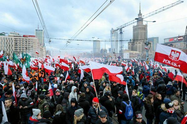 Oświadczenie Młodzieży Wszechpolskiej w sprawie Marszu Niepodległości