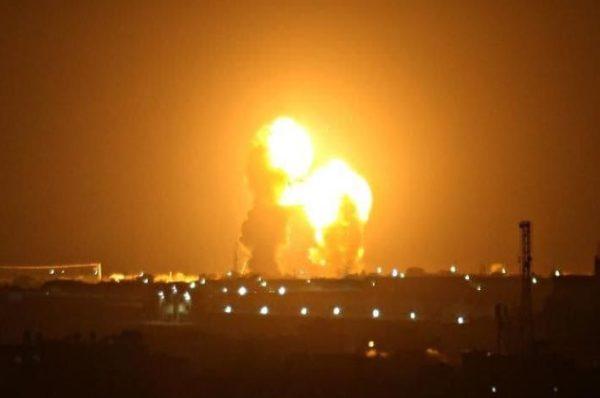 Amerykańska baza Ayn al Asad znalazła się pod ostrzałem! [PILNE] [Relacja Live]
