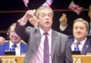 Brexit potwierdzony! Farrage macha Unii na pożegnanie