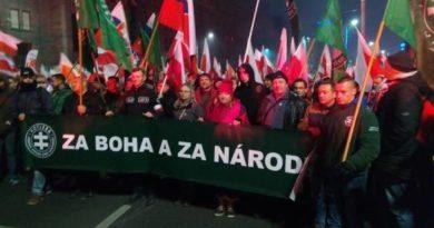 """Słowaccy nacjonaliści rosną w siłę! ,,Nasza Słowacja"""", M. Kotleby druga w sondażach"""