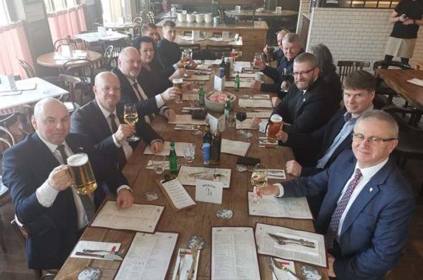 Przedstawiciele Konfederacji spotkali się z narodowo-konserwatywną Alternatywą dla Niemiec
