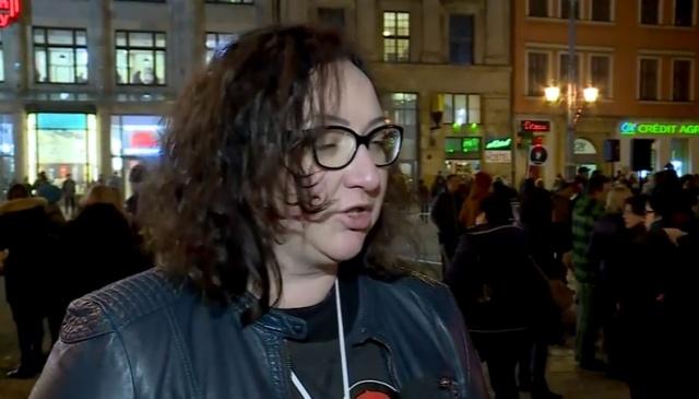 """Feministka Marta Lempart wpadła w szał: ,,Gozdyra lubuje się w zapraszaniu do swojego programu faszystów"""""""