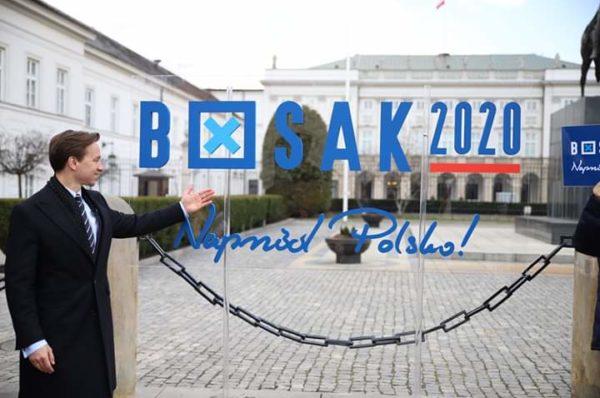 """Spot wyborczy Krzysztofa Bosaka – ,,Naprzód Polsko!"""" [WIDEO]"""