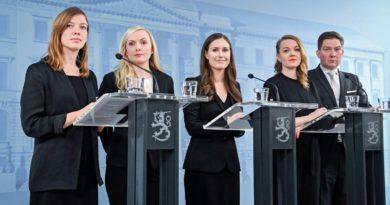 Feministyczny rząd Finlandii ma problemy z podejmowaniem zdecydowanych decyzji