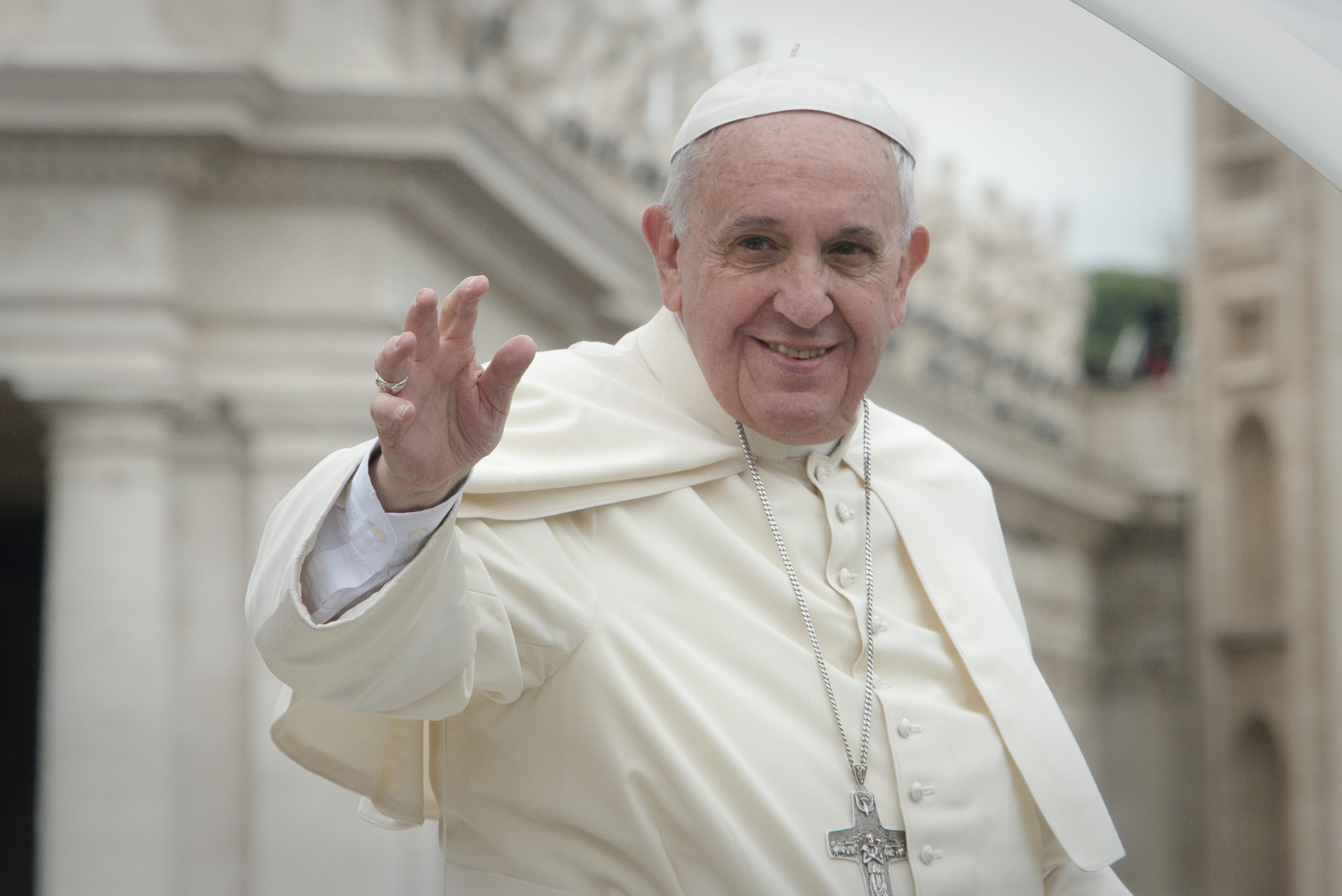 Papież Franciszek: Osaczeni przez świat możemy zatracić smak ciszy