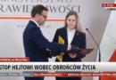 Zuzanna Wiewiórka została odznaczona przez Ministra Sprawiedliwości