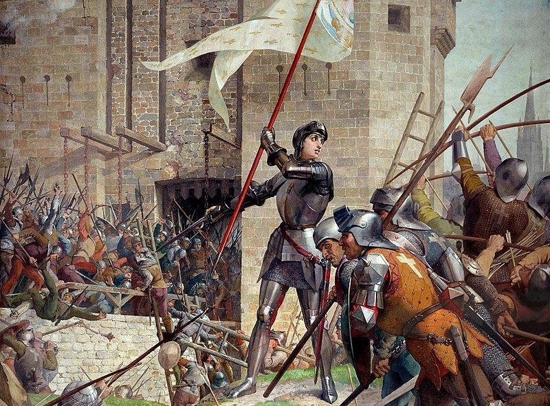 Życiorys Joanny d'Arc – krzepiąca historia przezwyciężania niedoli i beznadziei w trudnych czasach