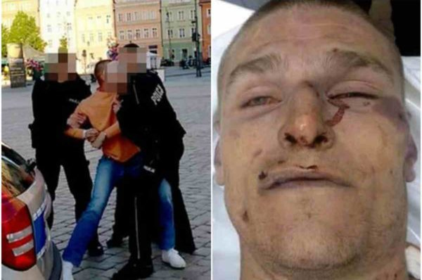 Prześladowania polskich kibiców