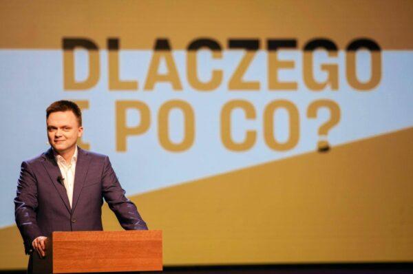 Rafał Bartosiewicz: Fenomen Szymona Hołowni