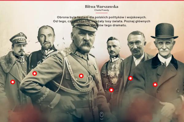 Powstał portal edukacyjny o Bitwie Warszawskiej
