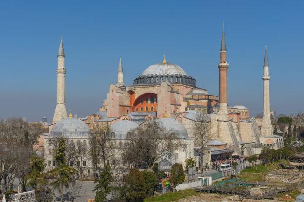 Hagia Sophia ponownie będzie meczetem