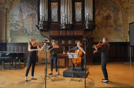 Niezwykły internetowy Koncert Wyszehradzki – muzyka z Polski, Czech, Słowacji i Węgier