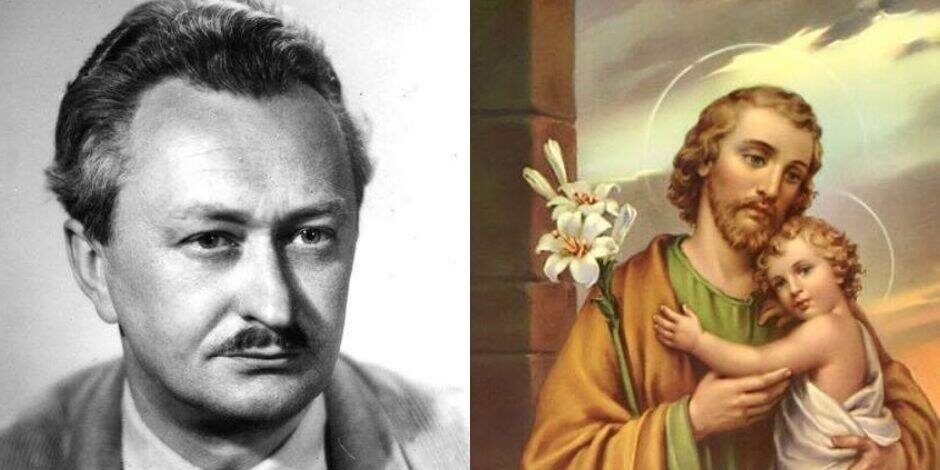 """Papież Franciszek w liście apostolskim """"Patris corde – Ojcowskim sercem"""" przywołał pisarza nurtu narodowego - Jana Dobraczyńskiego"""