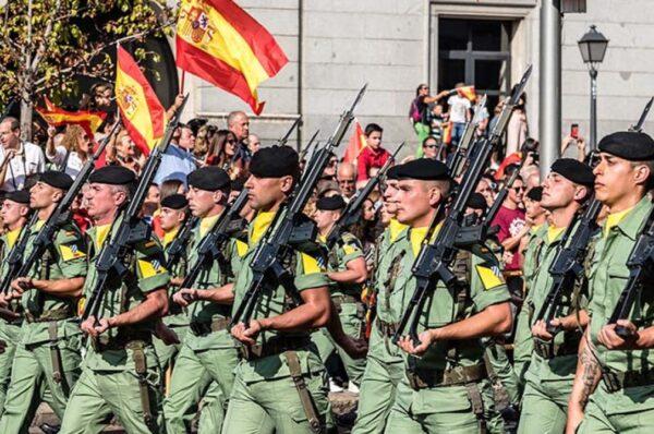 """Hiszpania: byli oficerowie ostrzegli przed """"dezintegracją jedności narodowej pod rządami koalicji socjalistyczno-komunistycznej"""""""