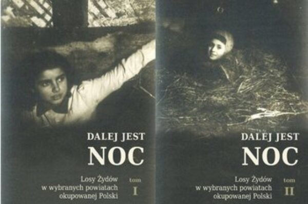 """Wyrok w sprawie książki """"Dalej jest noc"""". Grabowski i Engelking muszą przeprosić"""