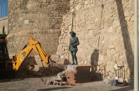 W Hiszpanii usunięto ostatni pomnik generała Francisco Franco