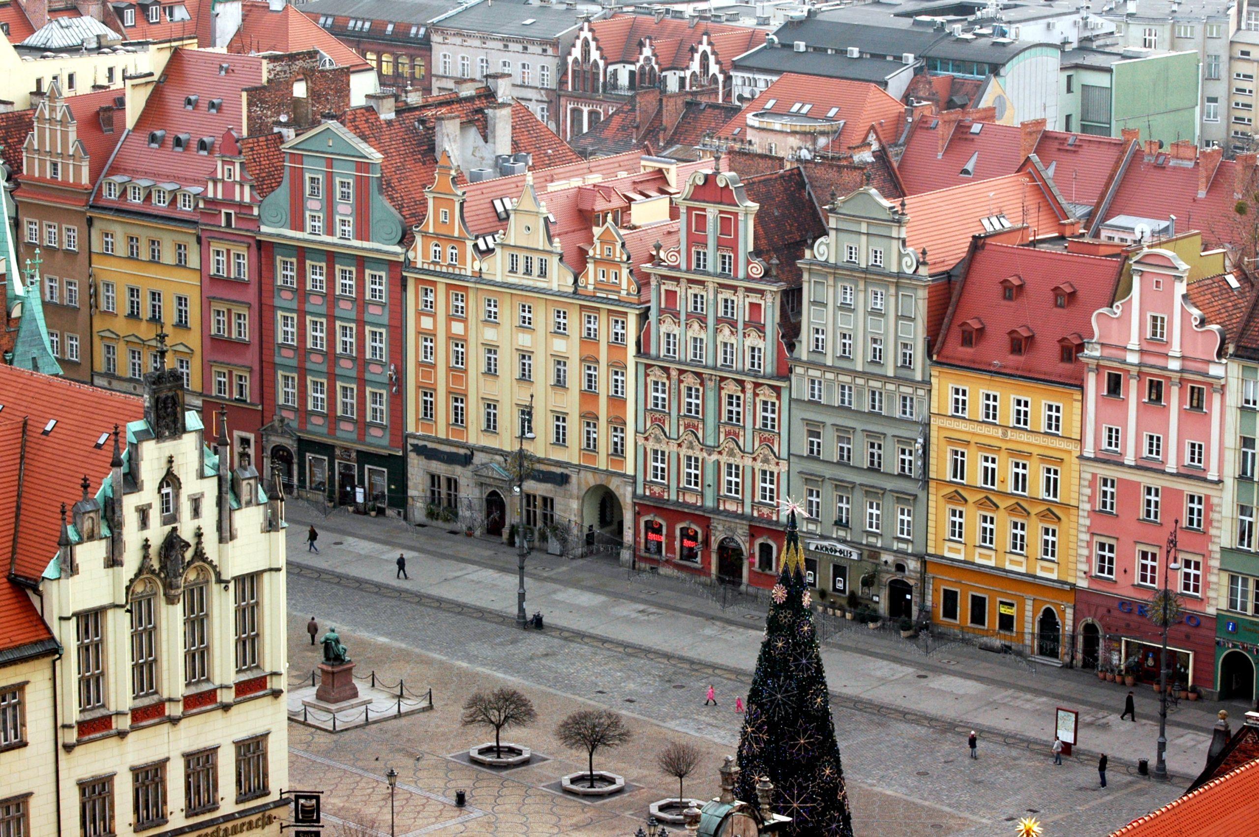 Są nowe proukraińskie akcje władz Wrocławia