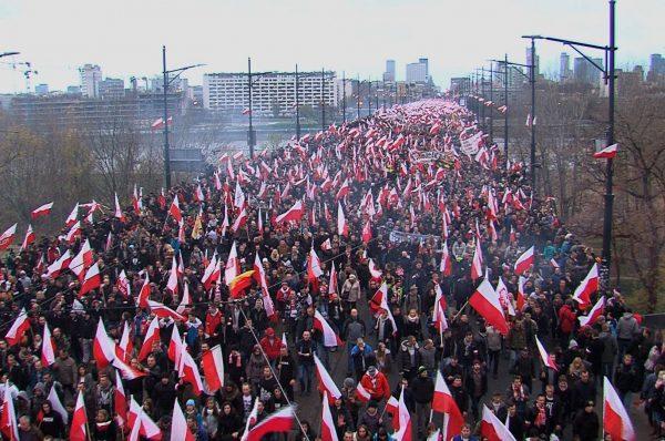 Ratusz żąda wyprowadzki organizatorów Marszu Niepodległości z lokalu