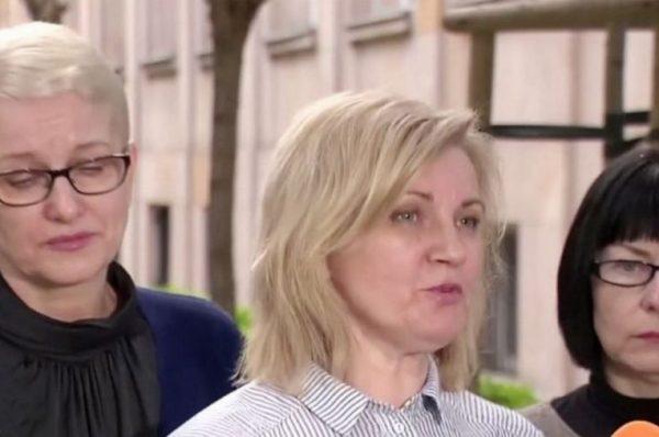 Część uwięzionych na Białorusi polskich działaczy została zwolniona z więzienia