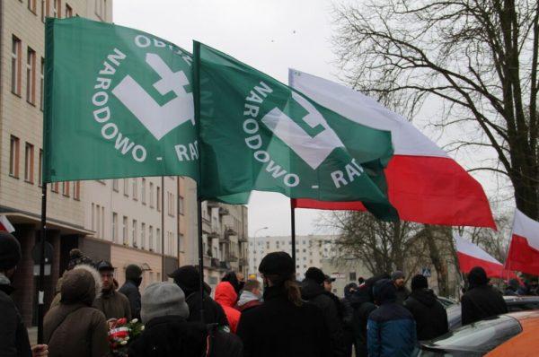 Dwóch członków ONRu zostało skazanych za krytykę syjonistycznej ideologii