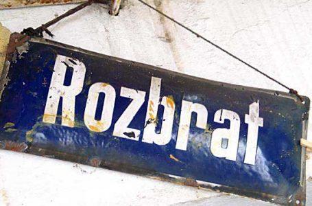 Poznańscy anarchiści zostaną wyrzuceni z Rozbratu?